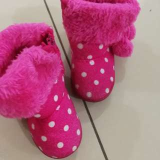 Baby Shoes winter