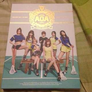 AOA Heart Attack Album #CNY88