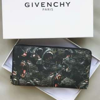 Givenchy 男裝 travel wallet