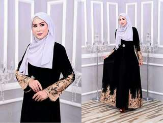 ABAYA LACE EXCLUSIVE