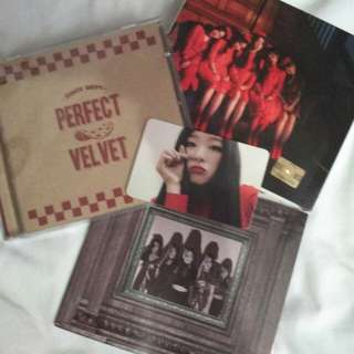 Red Velvet 2nd Album The Perfect Velvet