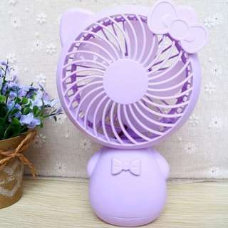 USB Portable Fan (Kitty Design)