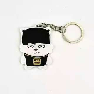 517 BTS HIP HOP MONSTER KEYCHAIN💫