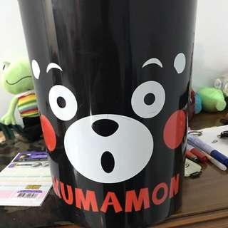 🚚 kumamon熊本熊桶子