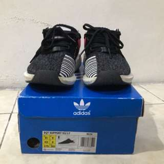 Adidas EQT SUPPORT 93/17  limited edition hypebeast thrift