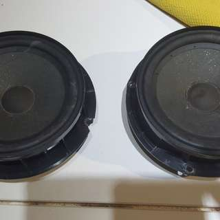 Volkswagen Golf Gti speakers