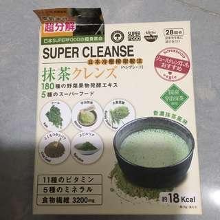 Vegie 青汁 抹茶 果昔 輕斷食 減肥 瘦身 代餐 酵素 180種野菜果物