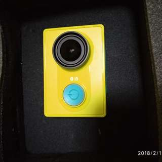 Yi Cam with accesories