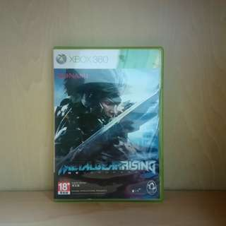 Metal Gear Rising Revengeance Xbox One/ Xbox 360