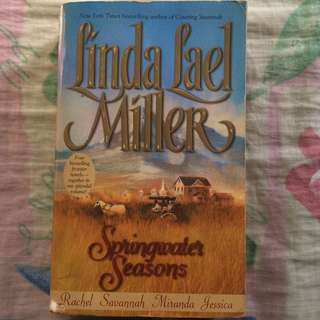 Springwater Seasons by Linda Lael Miller