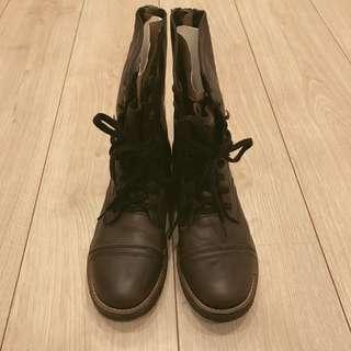 🚚 Steve Madden軍靴