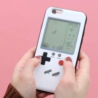 懷舊 Gameboy 遊戲手機殼 iPhone 7/8 白色