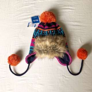 Kids Knit Winter Hat