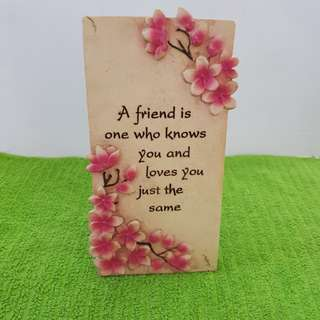 Friendship Gift with Box