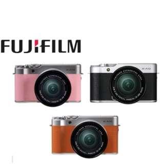 Fujifim X-A10