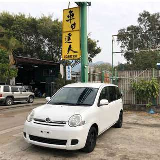 Toyota Sienta X-Ltd 2010
