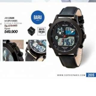 Jam tangan laki laki