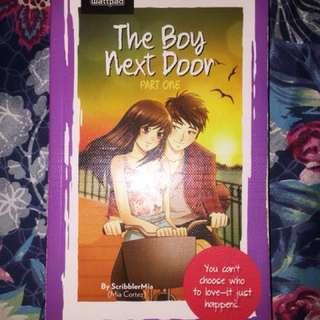 wattpad THE BOY NEXT DOOR 1 & 2
