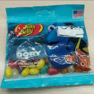 """[包郵] 未開封Jelly Belly """"Finding Dory"""" 美國限量版 (最後一包)"""