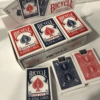 CNY Bicycle Playing Cards RESTOCK