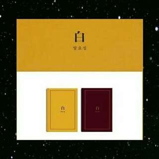 YANG YOSEOB (양요섭) - WHITE (2nd MINI ALBUM)