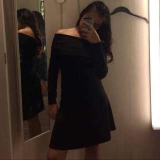 H&M Offshoulder Dress (new & with pricetag)