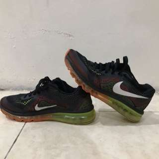 Nike AIRMAX 2014 FIRST relished colorway hypebeast thrift