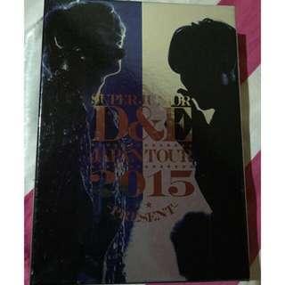 "DVD D&E 2015 Japan Tour ""Present"""