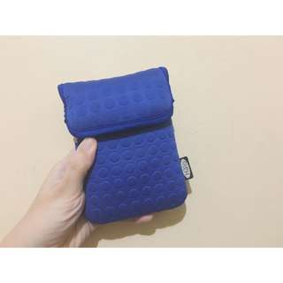 Halo External Hard Drive Pouch (Blue)