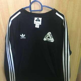 Adidas x Palace Long-sleeved Shirt
