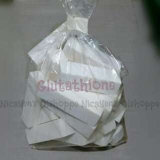 Branded Glutathione Scrap Soap
