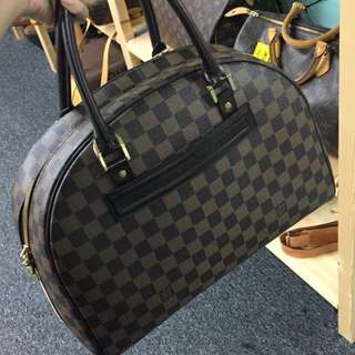 Authentic Louis Vuitton NOLITA 24 HEURES DAMIER