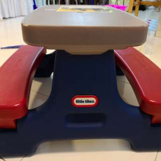 Little Tikes Foldable Table