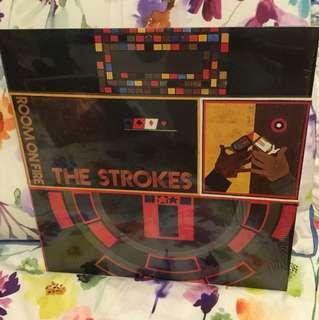 Strokes - room on fire - lp vinyl