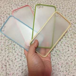 •BrandNew• Iphone 7 Soft Candy Color Case