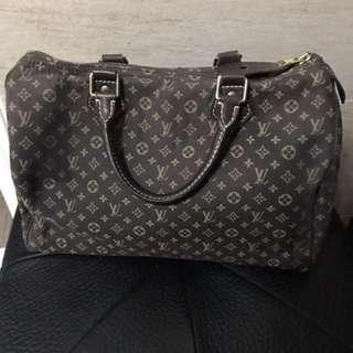 LV handbag 70%new authentic