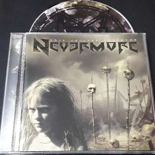 Nevermore (this godless endeavor) cd metal brand new