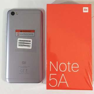 Xiaomi Redmi Note 5A (Local Set)