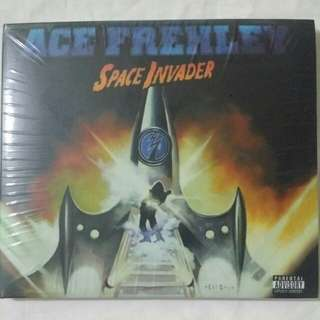 [Music Empire] Ace Frehley - Space Invader CD Album
