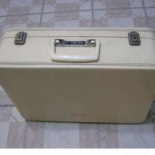 「早期行李箱40*37」 早期 古董 復古 懷舊 稀少 有緣 大同寶寶