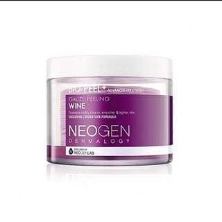 [PREORDER] Neogen Gauze Peeling Wine Tube