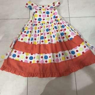 Girl Dress - Off Shoulder