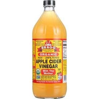 [PREORDER] Braggs Apple Cider Vinegar (946ml or 473ml)