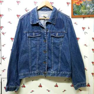 Cross Roads Unisex Denim Jacket SALE
