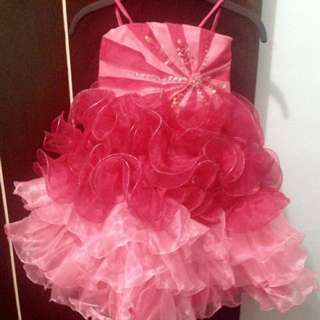 Baby Gown 6-18mos.Baby