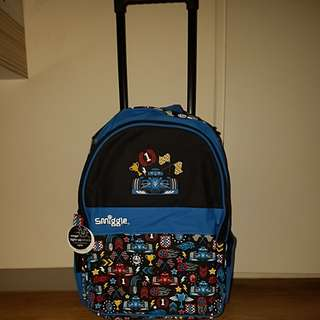 Smiggle Trolley School Bag