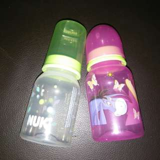 Nuk bottle 110ml #semuarm5