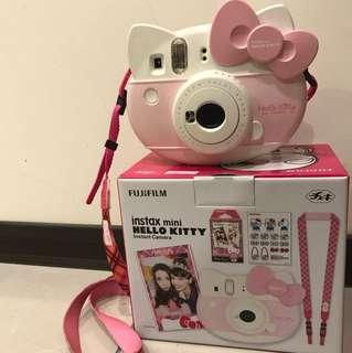 Fujifilm instax mini HELLO KITTY 40周年 拍立得相機❣️實拍
