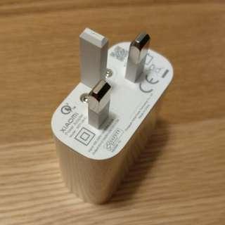 充電器 (原裝小米6跟機 QC3快充火牛)