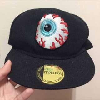 🚚 眼球版帽